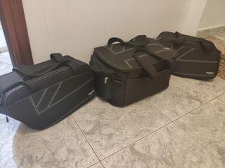 Bolsas interiores maletas Triumph