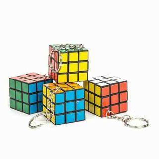 Llavero Cubo Rubik Mini Llaveros Para Regalo