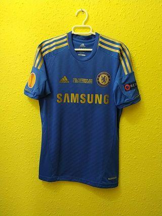 Camiseta Final Chelsea Hazard techfit Benfica