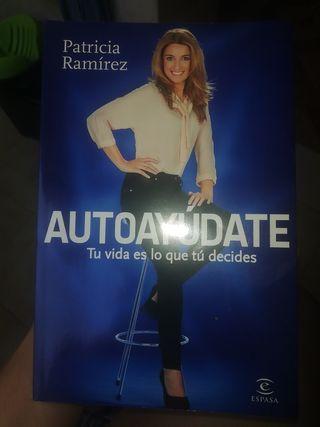 libro autoayuda de Patricia Ramírez