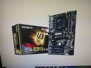 placa base GIGABYTE AMD AM3+ ATX