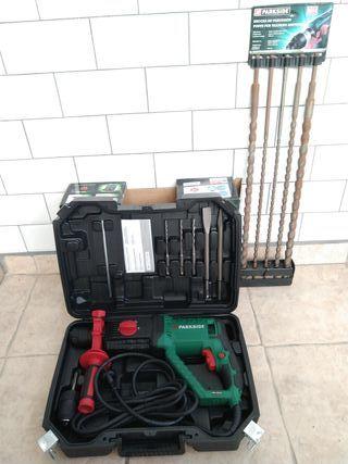 Martillo Perforador Cincelador 1050W nuevo