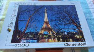 puzzle Clementoni 2000 Piezas