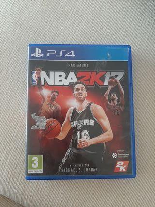 ps4 NBA