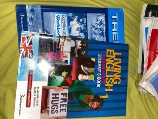 LIVING ENGLISH 1 BACHILLERATO students book