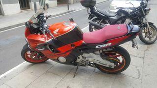 Moto Honda Cbr 600F año 92 Perfectas Condiciones