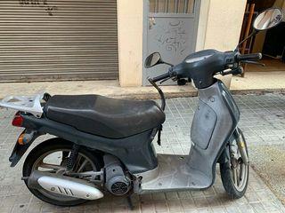 Honda scoopy 100 98