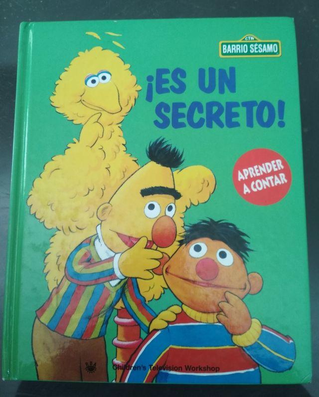 Libro Barrio Sésamo Aprender A Contar De Segunda Mano Por 5 Eur En Pontoibo En Wallapop