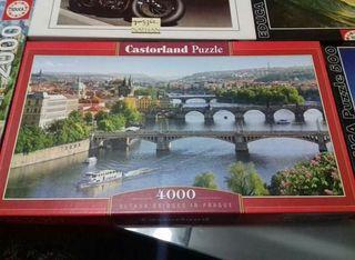 puzzle 4000 piezas Castorland