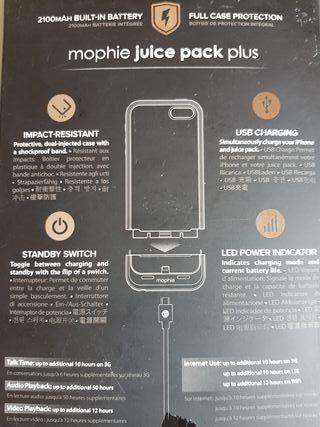 CARCASA CON BATERÍA para Iphone SE \ 5s \ 5