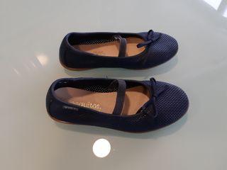 zapatos niña Conguitos talla 29