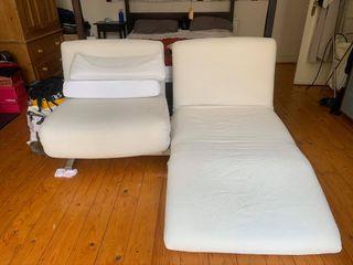 Unique design Double Sofa