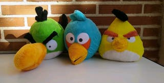 Peluche s angry Bird