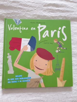 Valentina en Paris