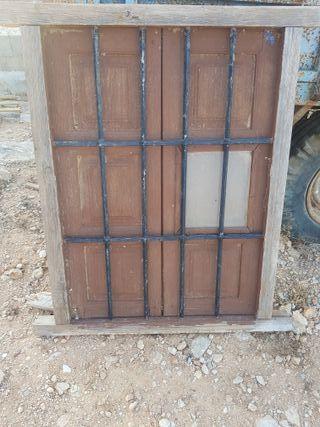ventana antigua