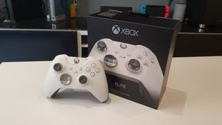 Mando Xbox One Elite blanco