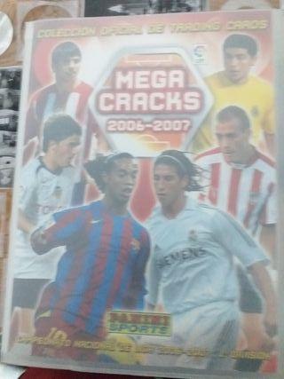 coleccion completa megacracks 2006/07