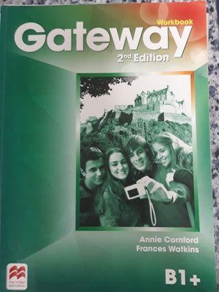 Gateway B1+ 2 edición workbook