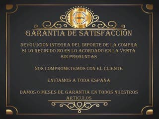 EXPOSITOR EN FORMA DE CUBO