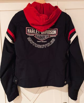 Chaqueta Harley Davidson. 3en1 . Mujer. Talla M