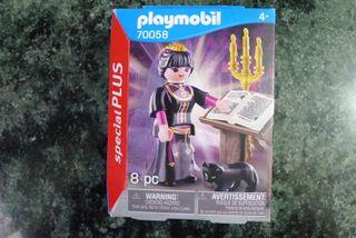 Playmobil bruja ref. 70058