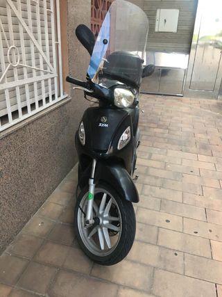 Moto Sym
