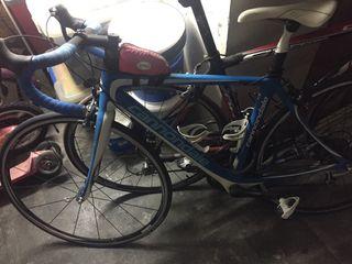 Ofertón bici carretera carbono chica