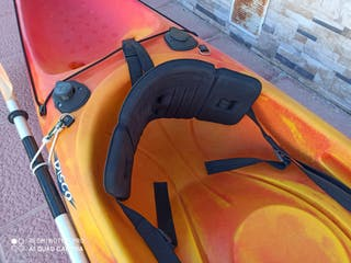 Kayak Rotomod disco +
