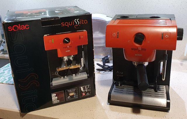 Cafetera Express Solac Squissita 18 bar