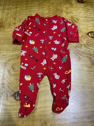 Talla 2-4 meses Pijama bebé niño niña