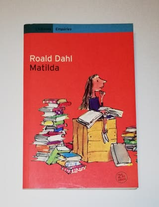 Libro Literatura juvenil. Maltilda.