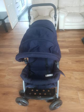 cuggl Twin/ double Pushchair