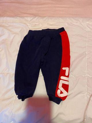 Pantalon fila de niño
