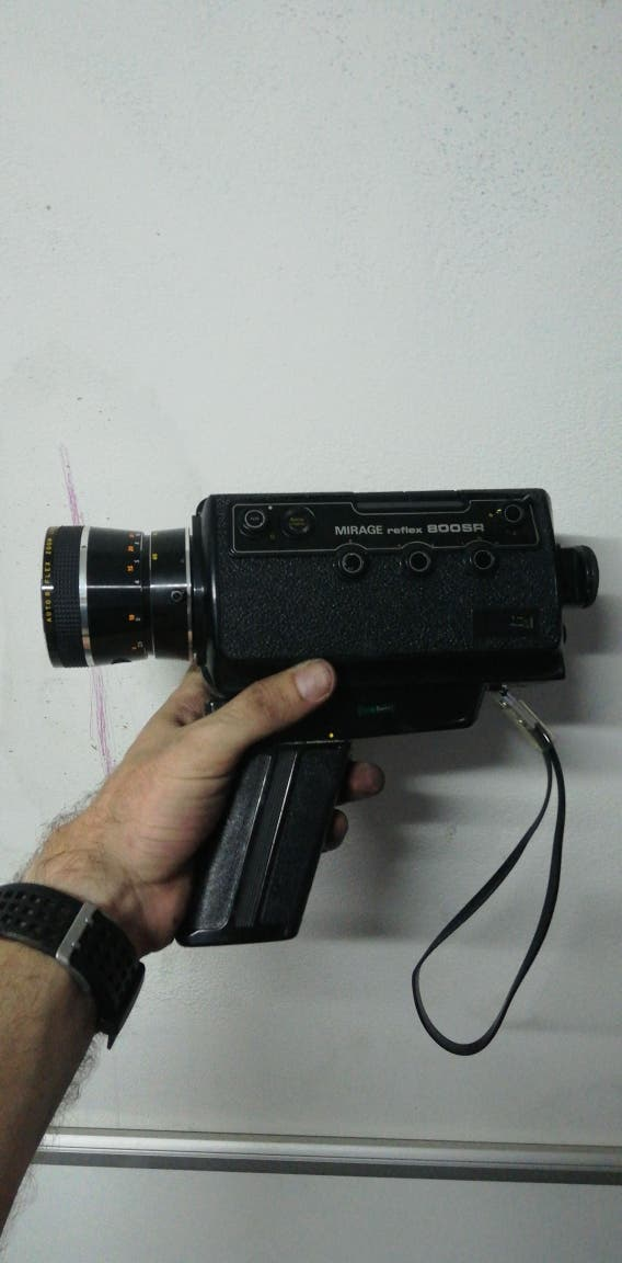Mirage reflex 800 sr