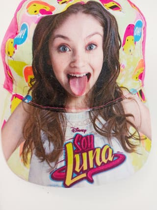 Gorra Disney color rosa de Soy Luna