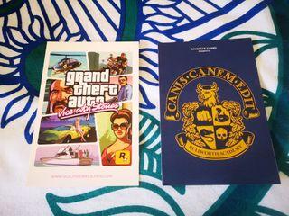 Postales juegos Rockstar