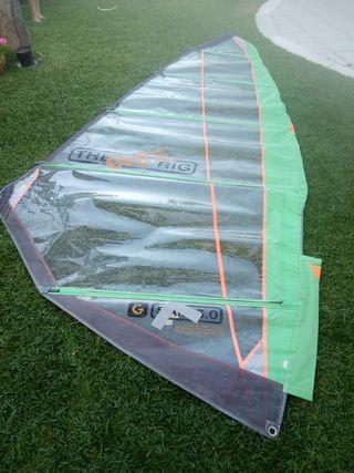 Vela de windsurf 6.0