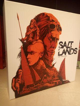 Salt Lands + expansión
