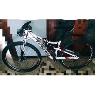 bicicleta se vende o se cambia