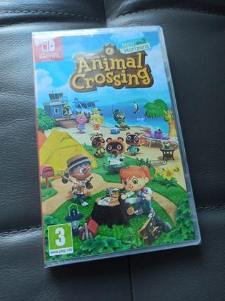 Animal Crossing New Horizons PRECINTADO nintendo