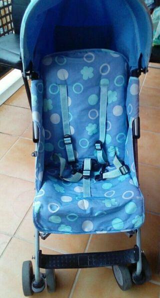 Silla de paseo Maclaren Quest azul claro