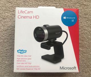 Cámara Nueva Webcam Lifecam cinema HD