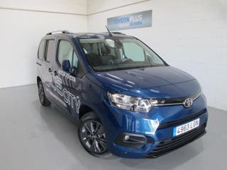 TOYOTA PROACE CITY VERSO 1.5D 96KW FAMILY ADVANCE SWB AUTO 131 5P.