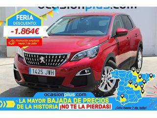 Peugeot 3008 SUV 1.6 BlueHDI SANDS Active EAT6 88 kW (120 CV)