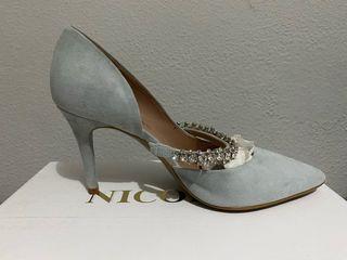 Zapatos de novia de Nicolas