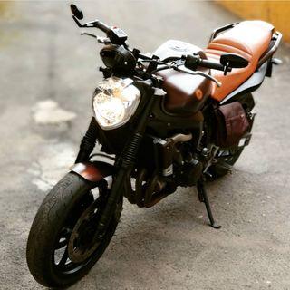 Yamaha Fazer 6N