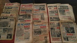 Lote Periódicos Antiguos - MARCA