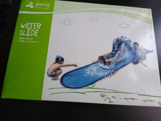 Brand New water slide.