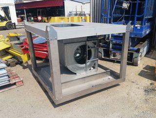 Turbina - Extractor centrífugo CBP-RE 18/18 RPM