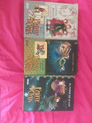Fairy Oak 3x1 libros infantiles/juveniles